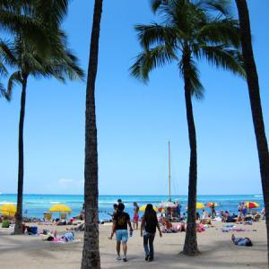 ハワイのホテル再開日リスト(9月27日時点)