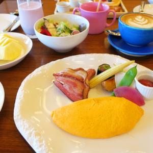 2021年3~4月沖縄旅行3日目①:ハレクラニ沖縄の朝食