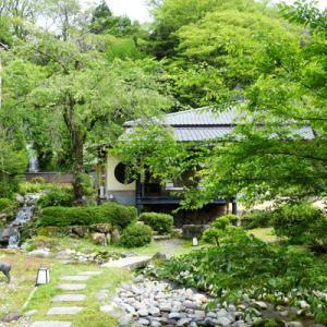 2021年5月石川旅行1日目①:金沢犀川温泉・滝亭にチェックイン