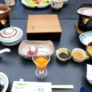 2021年5月石川旅行2日目:金沢犀川温泉・滝亭の朝食