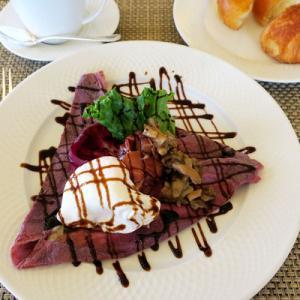 2021年7~8月沖縄旅行3日目①:ウザテラスの朝食