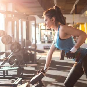 【女性の筋トレ】トレーニング負荷の決め方