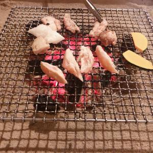 囲炉裏で焼く鳥料理!話が弾む穴場食事処『いろり料理 丸万』宿毛