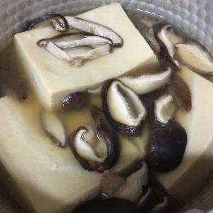 高野豆腐が好き