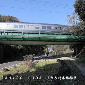 JR長崎本線橋梁(長崎県諫早市)