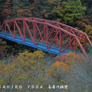 第二高原川橋梁(岐阜県飛騨市)