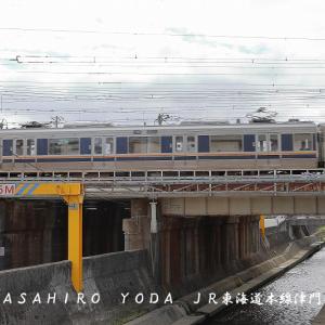 JR東海道本線津門川橋梁(兵庫県西宮市)