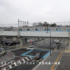 PCT型ラーメン橋(JR仙石線多賀城第一橋りょう)宮城県多賀城市
