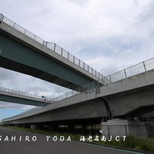 海老名南JCT(神奈川県厚木市)