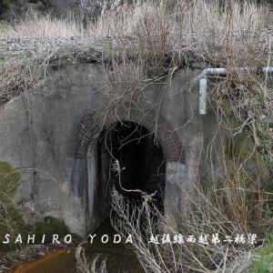 JR越後線西越第二橋梁(新潟県出雲崎町)