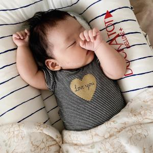 産後初めて夜通しで寝れて感動