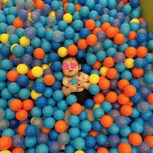 1歳までがお得だった室内遊び場