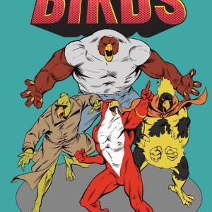 【この怒れる鳥たちを見よ!】SUPER ANGRY BIRDS(原書)
