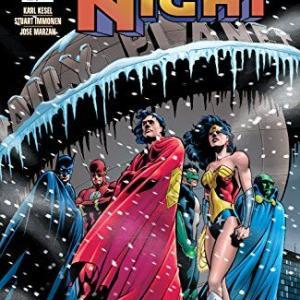 【アメコミ雑記】DC:The Final Night(1996)を読んだ(ネタバレ有)