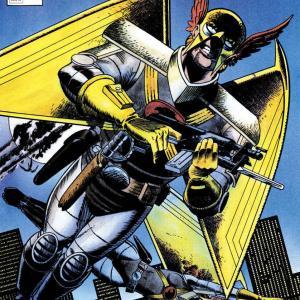【アメコミ雑記】Hawkworld (1989-1993) #1~#6を読んだ