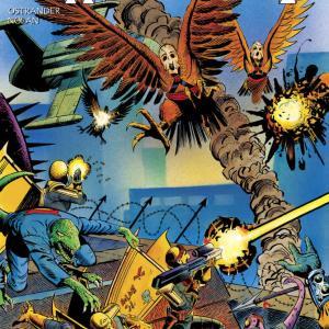 Hawkworld (1989-1993) #7~#14 & annual 1を読んだ