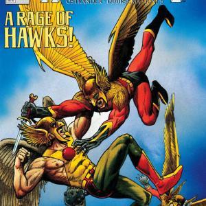 【アメコミ雑記】Hawkworld (1989-1993) #26~#32を読んだ