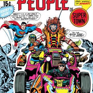 【アメコミ雑記】The Forever People (1971-1972) #1〜#6を読んだ