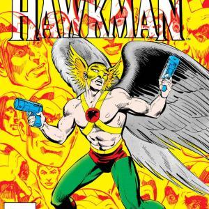 【アメコミ雑記】The Shadow War of Hawkman(1985)を読んだ