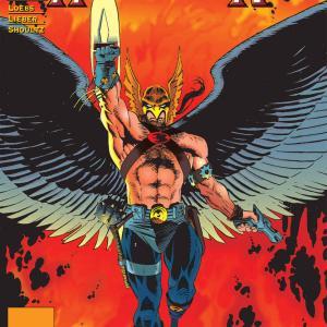 """【アメコミ雑記】Hawkman (1993-1996) """"Godspawn!編""""他#7~#13"""