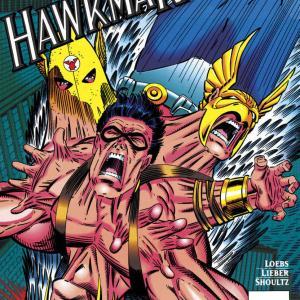 """【アメコミ雑記】ホークマン (1993-1996) """"Hunter, Hunted, Prey!編""""他(#26~#33)を読んだ。END"""