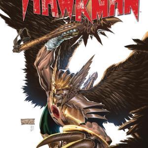 【アメコミ雑記】Savage Hawkman (2011-2013) Vol. 1: Darkness Rising