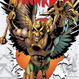 【アメコミ雑記】The Savage Hawkman (2011-2013) Vol. 2: Wantedの前半部を読んだ
