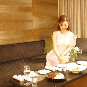 目黒雅叙園ホテルルームサービスと朝食と♪