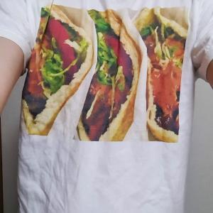 ケバブTシャツシリーズ ー ケバブ3兄弟Tシャツ