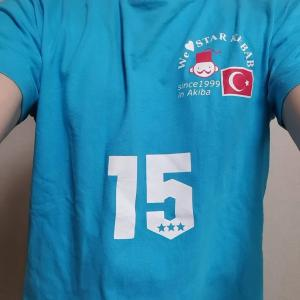 ケバブTシャツシリーズ ー スターケバブのケバブTシャツ