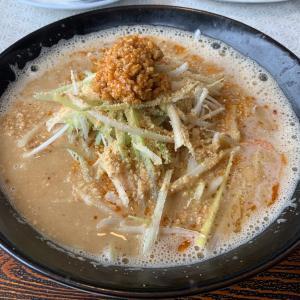 無料で食べられる坦々麺⁉︎ ラーメンダイニング 絆