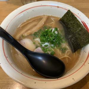 麺や うしお サンマ踊る魅惑のスープが絶品!