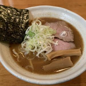 新松戸で発見!あっさり魚介系の問答無用に美味しいラーメン屋 麺道GENTEN