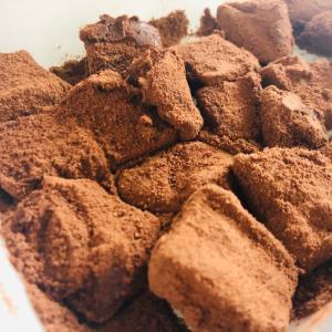 ◆ ズボラ人間の生チョコ作り♪レンジで簡単。