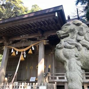 鎌倉市最古の神社「甘縄神明神社」