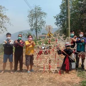 【Today's Laos】高地ラオ族のコロナ撃退法【FBで話題】