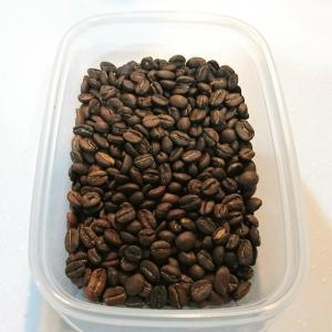 【自家焙煎】コーヒー豆焙煎3回目。【初心者】