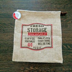 コーヒー生豆の保存&収納問題。