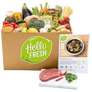宅配食材サービス【Hello Fresh】
