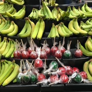 スーパーでふと思い出した日本の夏祭り