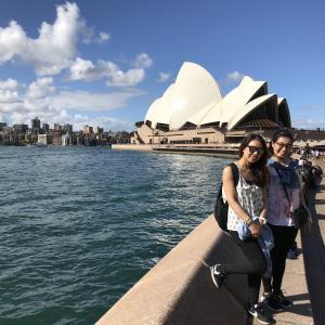 オーストラリアに来て3年!