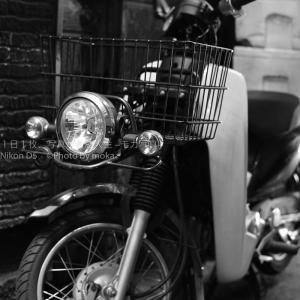 働くバイク「スーパーカブ」
