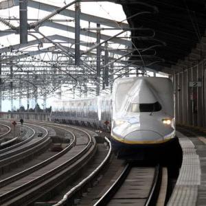 東北新幹線!懐かしのE4MAX16両編成運用
