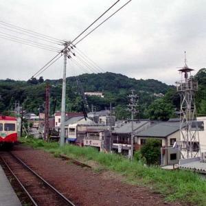 初めての金谷駅
