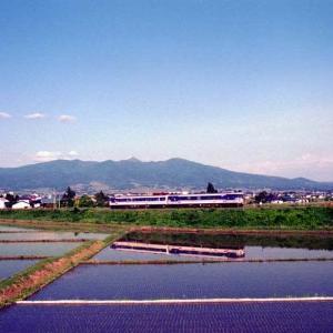 懐かしの磐越西線キハ40 ー2002.5ー
