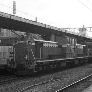 DD51741  1984年札幌駅の三ツ目