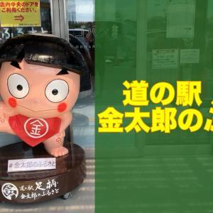 神奈川県第4の【道の駅】足柄・金太郎のふるさと