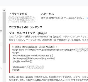 Seesaaブログ Googleアナリティクス
