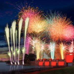 都内の花火大会ランキングで3位に輝く北区花火大会
