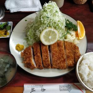 神奈川県相模原の名店。とんかつの赤城で絶品ロースカツを食す!